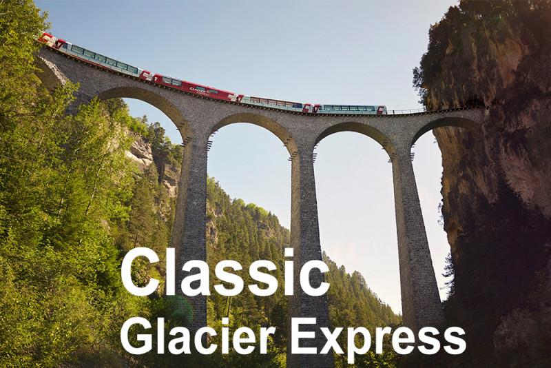 Glacier Express Classic